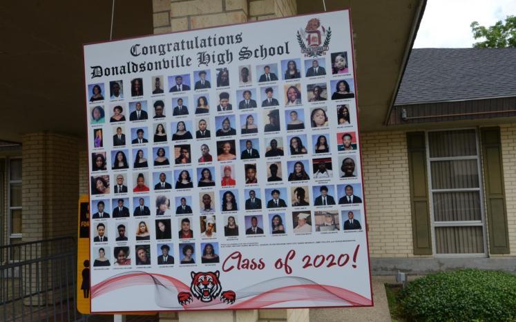 Donaldsonville Class of 2020